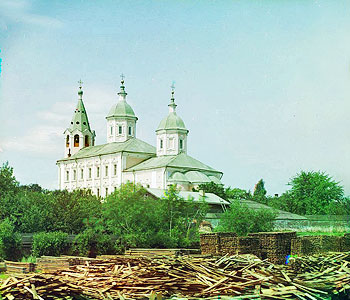 Смоленск. Петропавловская церковь