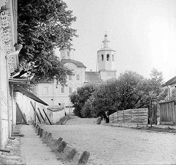 Мужской Авраамиевский монастырь в Смоленске
