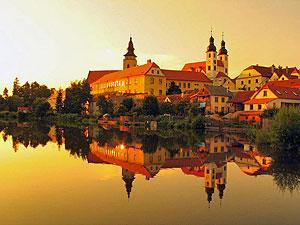 Замок г. Тельча
