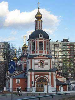 Церковь Рождества Христова в Измайлово, Москва